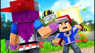 *NEW* Pixelmon Safari Minigame - Minecraft Modded Minigames