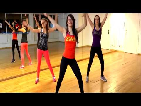 Zumba Dance Workout for weight loss - Amazing Video Zumba Workout To Burn Fat 2017