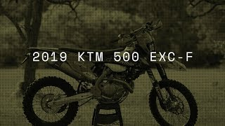 7. Two stroke guy rides a KTM 500 EXC-F for the first time