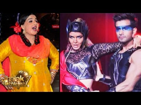 Video Jhalak Dikhhla Jaa 7 5th July 2014 FULL EPISODE 9 | Karan Tacker's ACT &  Vidya Balan's MADNESS download in MP3, 3GP, MP4, WEBM, AVI, FLV January 2017