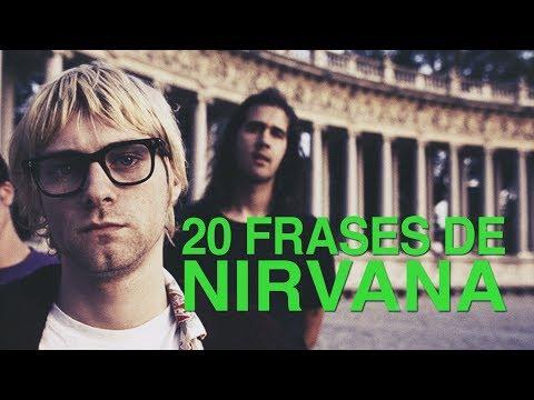 Poemas cortos - 20 Frases de Nirvana  La revolución del grunge