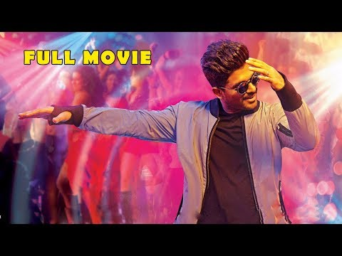 Alluarjun blockbuster action hit movie || Allu Arjun | Rakul Preet | Catherine Tresa