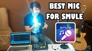 Video Agar Hasil Rekaman SMULE jernih (Best Mic For Smartphone) Tanpa Komputer MP3, 3GP, MP4, WEBM, AVI, FLV Desember 2017
