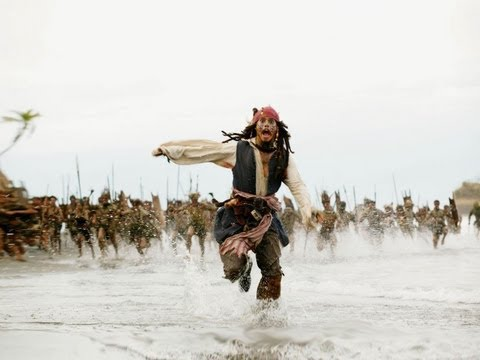 Great Moments of Pirates of the Carribean