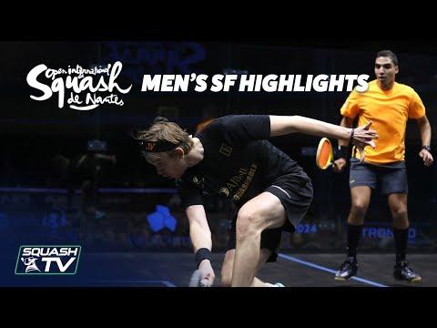 Squash: Men's SF Roundup - Squash de Nantes 2018
