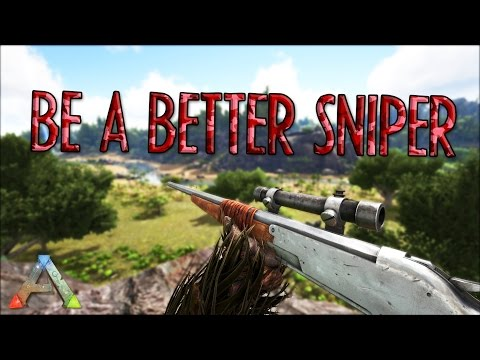 How To Be A Better Sniper? | ARK PvP Tips