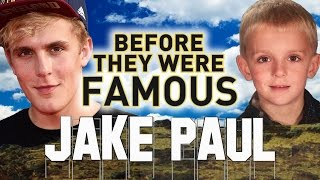 Video JAKE PAUL - Before They Were Famous - YouTuber BIOGRAPHY MP3, 3GP, MP4, WEBM, AVI, FLV Agustus 2018