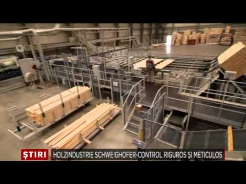 Holzindustrie Schweighofer  control riguros si meticulos