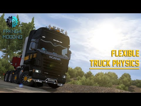 Flexible Truck Physics by Frkn64