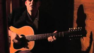 Acoustic 12-string Blues - Train Time Blues