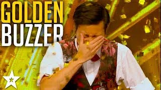 Video CRAZY MAGICIAN gets GOLDEN BUZZER!? | Asia's Got Talent 2017 | Got Talent Global MP3, 3GP, MP4, WEBM, AVI, FLV Oktober 2018