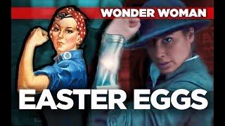 Video Wonder Woman BREAKDOWN: ALL Easter Eggs! - Wonder Woman Full Movie Review & Reaction MP3, 3GP, MP4, WEBM, AVI, FLV Februari 2018