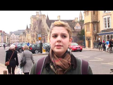 Students of Oxford University - JustOnCampus travelled to Oxford University to talk to students and ask them how they felt about employers using facebook to promote their graduate training ...