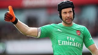 Video But why does Petr Čech always wear a helmet? - Oh My Goal MP3, 3GP, MP4, WEBM, AVI, FLV Maret 2019