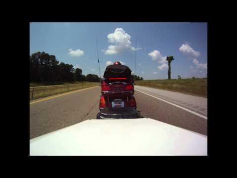 Motorcycle Adventures - Nashville.TN. to Forrest City, AR.