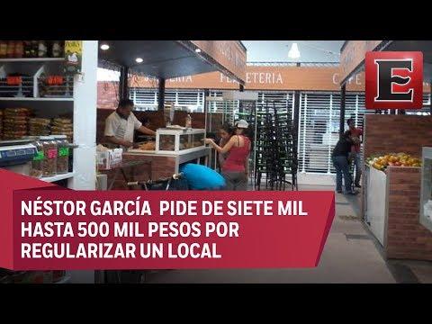 Funcionario de la delegación Benito Juárez acusado de extorsionar a comerciantes