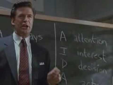 Leadership - Glengarry Glen Ross Alec Baldwin (видео)