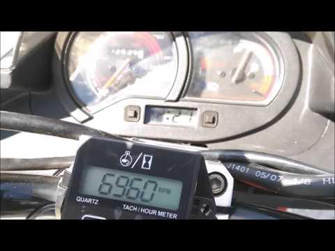 Drehzahlmesser für Roller und Zweiräder