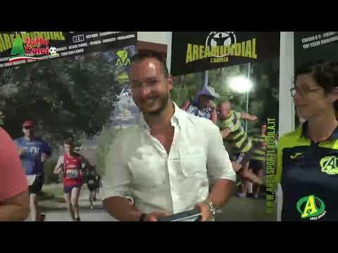 Premiazioni Area Sport L'aquila SS 2018/19