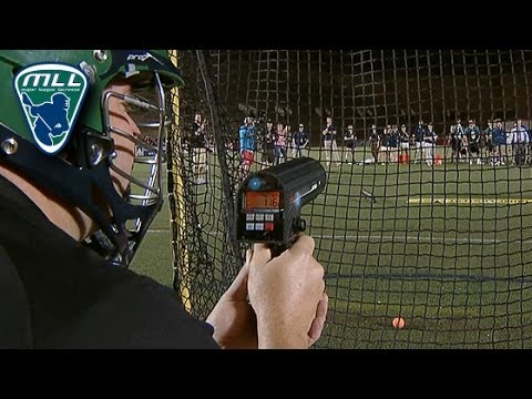 Lacrosse - MLL Fan Zak Dorn qualified to partake in the 2014 MLL Fastest Shot contest shooting 107 mph in the Rabil Warrior Challenge. Dorn then went on to first tie Mi...