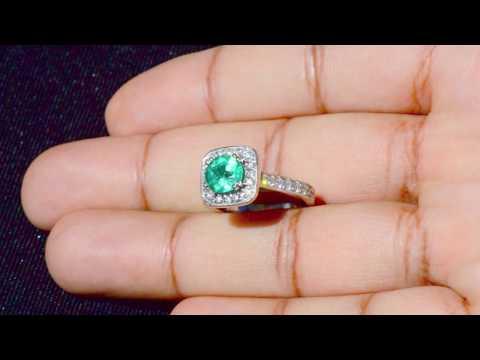 Plat ED Halo Ring (видео)
