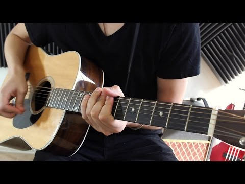Miike Snow - Genghis Khan (Acoustic Cover)