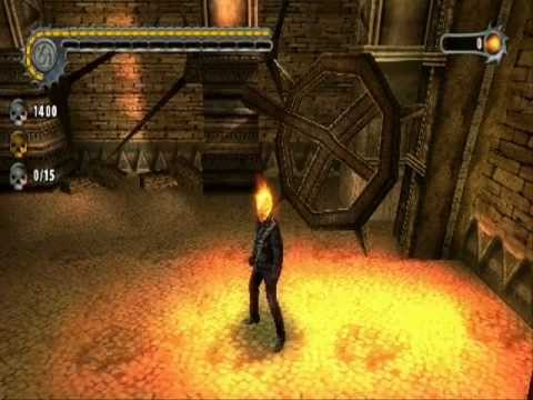 ghost rider psp rom cool