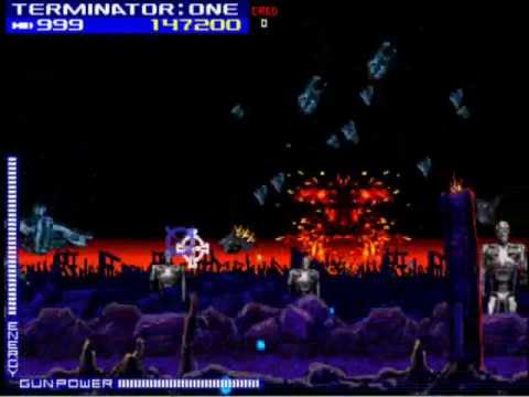 Terminator 2 : Judgment Day Game Gear