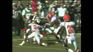Jordan White vs Bowling Green 2011