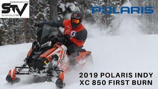 8. 2019 Polaris Indy XC 850