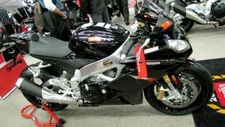 9. 2013 Aprilia RSV4r APRC - Walkaround - 2013 Montreal Motorcycle Show