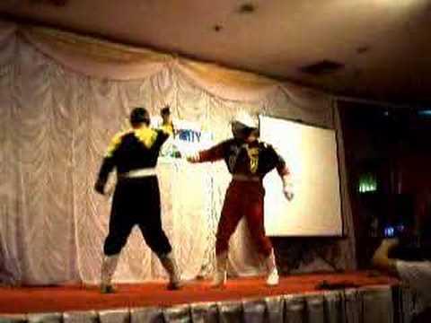 WCS2007 Thailand Team 1 : Char Aznable & Giren Zabi