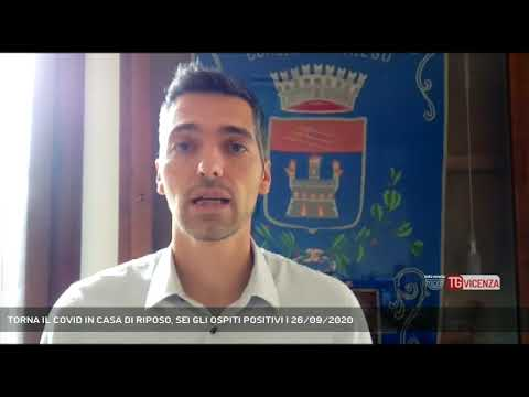 TORNA IL COVID IN CASA DI RIPOSO, SEI GLI OSPITI POSITIVI | 26/09/2020
