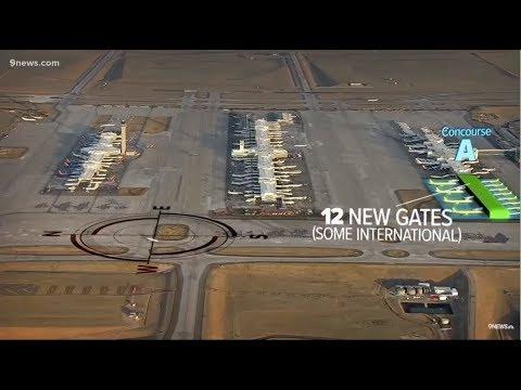 The Future of Denver International Airport