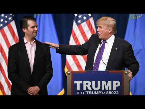 Trump Jr. testifies on Russian lawyer meeting