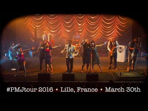 Video Postmodern Jukebox FULL CONCERT #PMJtour 2016 - Lille download in MP3, 3GP, MP4, WEBM, AVI, FLV January 2017