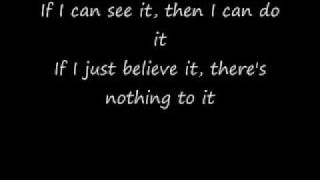 I Believe i can fly. R. Kelly (Lyrics)