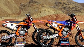 2. 2018 KTM 350 SX F Review, First Look Release