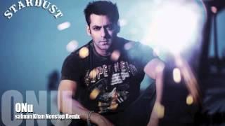 Salman Khan Non Stop Remix 2013