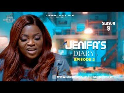 Jenifa's Diary S9EP2 - BOOMERANG