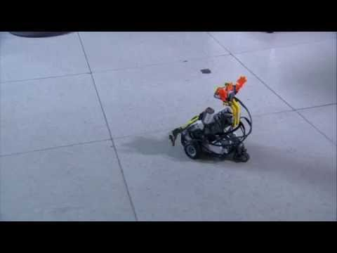 Video of NXT Speech Control