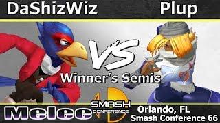 DaShizWiz vs. PG Plup – SC: LXVI