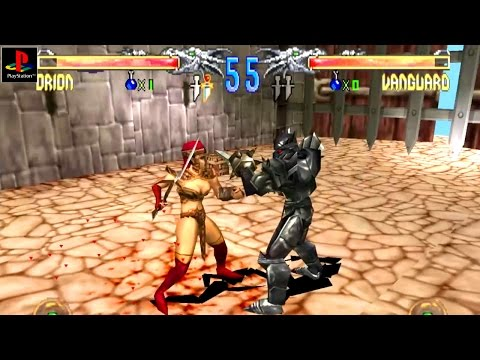 Cardinal Syn - Gameplay PSX / PS1 / PS One / HD 720P (Epsxe)