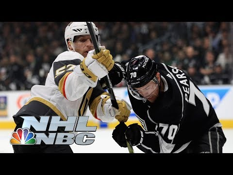 Vegas Golden Knights vs. Los Angeles Kings I Game 3 I NHL Stanley Cup Playoffs I NBC Sports