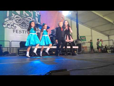 Teelin School of Irish Dance at Annapolis Irish Festival