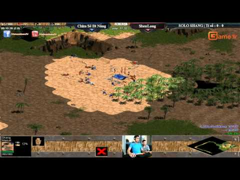 Solo Shang | Chim Sẻ Đi Nắng vs ShenLong (11-08-2015) BLV Gman