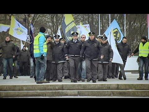 Σλοβενία: Ένοπλη διαμαρτυρία με μισθολογικά αιτήματα