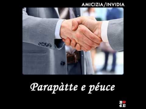 PARAPÀTTE E PÉUCE.