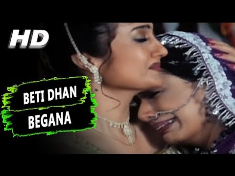 Video Beti Dhan Begana | Mohammed Aziz | Border Hindustan Ka 2003 Songs | Mink Singh, Priya Gill download in MP3, 3GP, MP4, WEBM, AVI, FLV January 2017