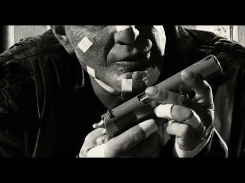 Sin City Recut and Extended scene - Marv, Gladys, and Mom